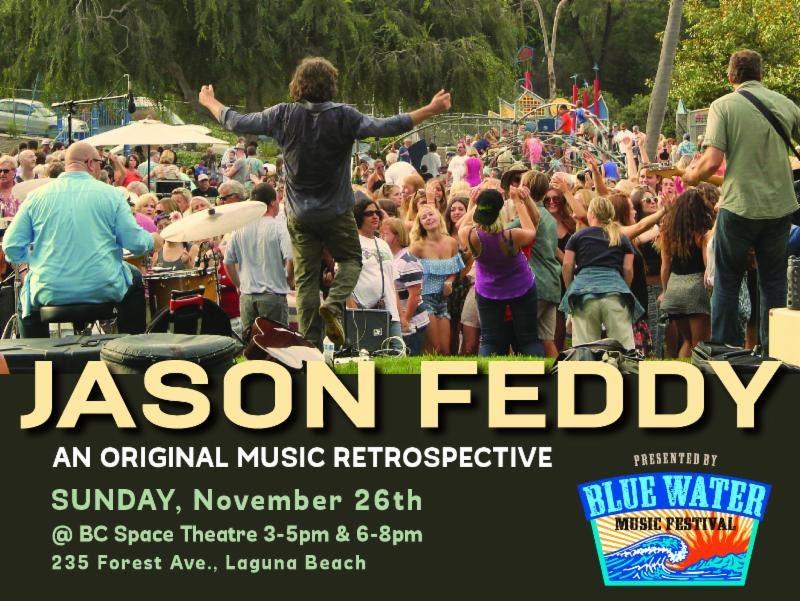 Jason Feddy BC Space Theater